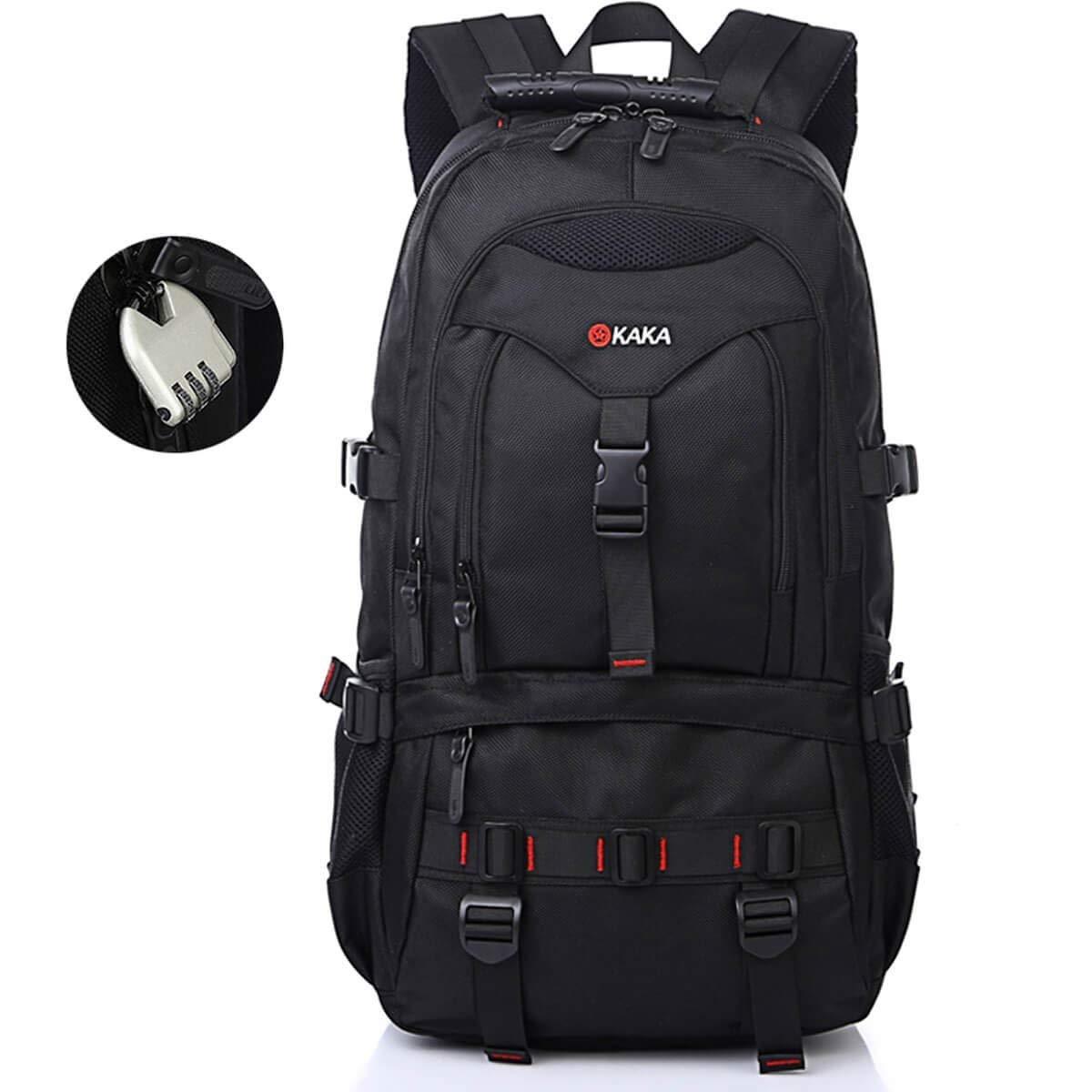 Туристический рюкзак Kaka 2020 для путешествий и туризма, 40л
