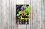Чорна скретч карта Європи - Europe Black Edition (My Map), фото 7
