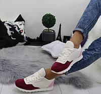 Женские стильные кроссовки (копия reebok classic)