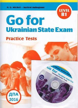 Go for Ukrainian State Exam Level B1 + CD + Listening Test (оновлений), фото 2