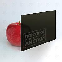 Монолитный поликарбонат Plexicarb, бронза 10%, лист 2.05 х 3.05 м, 2.8 мм