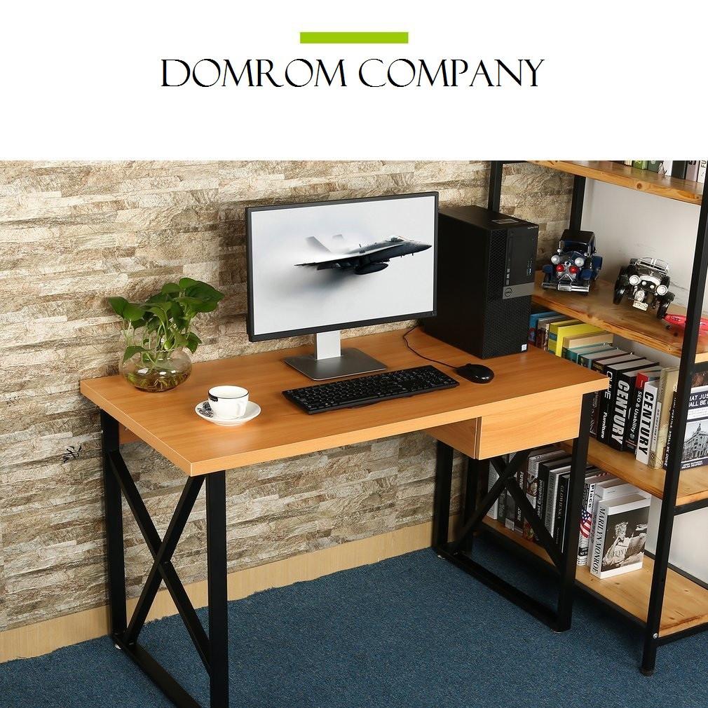 """Письменный стол""""Квад"""" из массива дерева в стиле loft"""