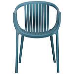 Кресло Crocus PL (Крокус) Тёмно-бирюзовый, фото 3