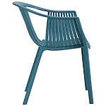 Кресло Crocus PL (Крокус) Тёмно-бирюзовый, фото 2