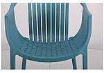 Кресло Crocus PL (Крокус) Тёмно-бирюзовый, фото 5
