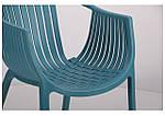 Кресло Crocus PL (Крокус) Тёмно-бирюзовый, фото 6