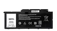 АКБ батарея Dell Inspiron 15 7537 17 7737 062VNH 0Y1FGD 2CP9F 62VNH 7XNP2 89JW7 9HRXJ F7HVR G4YJM T2T3J Y1FGD