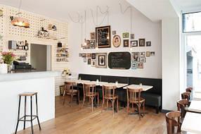Стулья для кафе деревянные без обивки