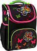 Ранец для девочки каркасный ортопедический 701 Butterfly