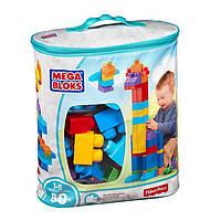 Конструктор Mega Bloks First Builders классический 80 деталей (DCH63)***