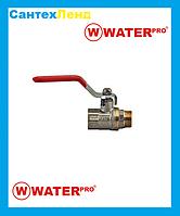 Кран Кульовий 1/2 Water Pro DN 15 PN 20 ГШР