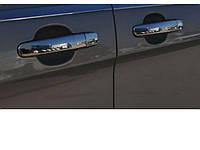 Накладки на ручки для Ford Transit 2013+, Форд Транзит