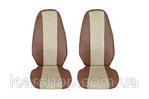 Чехлы на сиденья Volvo FH4 /ab.2013/ (2шт)