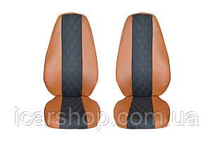 Чохли на сидіння Volvo FH4 /ab.2013/ (2шт)