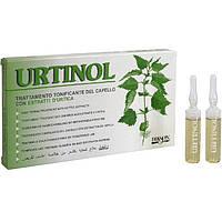 Тонізуючий засіб з екстрактом кропиви в ампулах URTINOL, 10шт х 10мл
