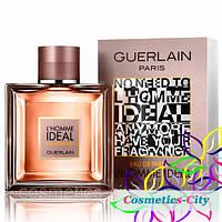 Мужская парфюмированная вода Guerlain L'Homme Ideal, 100 мл