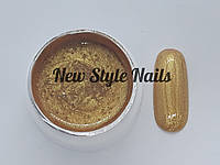 Гель-краска для ногтей UK.Nail №05 цвет золото 7 грамм