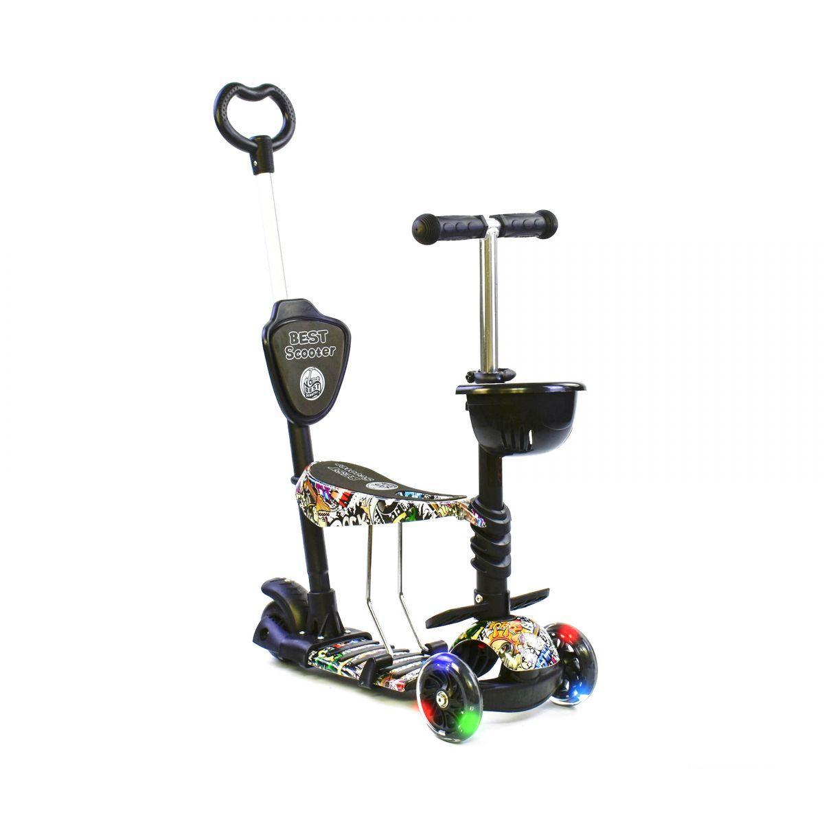Самокат трехколесный Best Scooter 5в1 43700