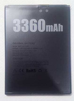 Аккумулятор BAT17613360 для Doogee X30 3360mAh, фото 2
