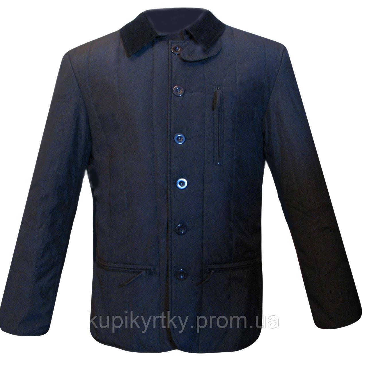 """Куртка мужская  весна-осень""""ARMANI"""" в деловом стиле."""" / размеры 46-52, фото 1"""