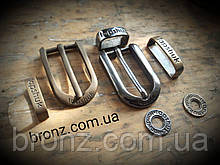 Виготовлення латунних і бронзових виробів під замовлення з вашим логотипом