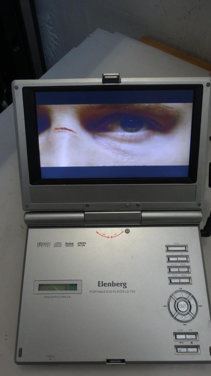 Портативный DVD-плеер Elenberg LD-720