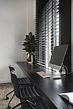 Дубовая столешница в гостиную под стиль LOFT, фото 8