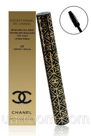 Тушь для ресниц Chanel Exceptionnel de Chanel 20 Smoky Brun , фото 2