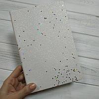 Блокнот с глиттером А5, фото 1