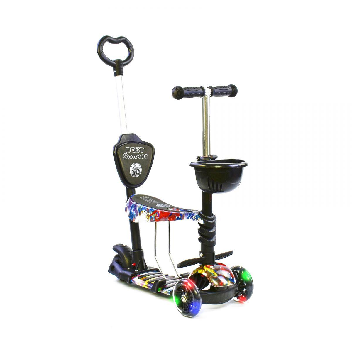 Самокат трехколесный Best Scooter 5в1 26900