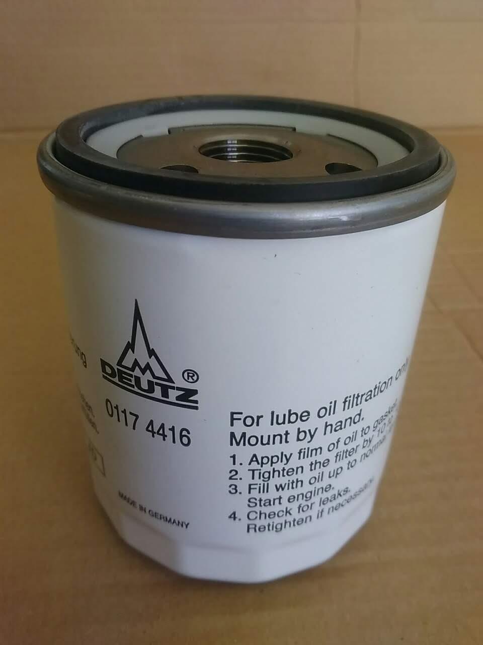 DEUTZ 01174416 фильтр масляный / фільтр оливний