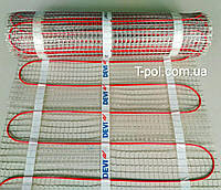 Теплый пол Devi нагревательный мат devicomfort dtir-150t на 1 м2