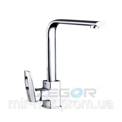 Смеситель для кухонной мойки ZEGOR (TROYA) NOF4-B033