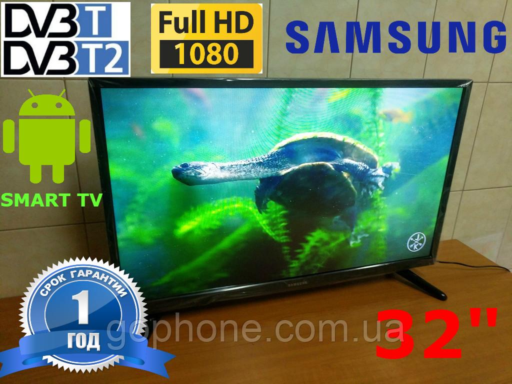 """Телевізор Samsung 32"""" Smart TV FullHD/DVB-T2/DVB-С ГАРАНТІЯ!"""