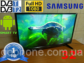 "Телевизор Samsung 32"" Smart TV FullHD/DVB-T2/DVB-С ГАРАНТИЯ!"