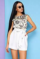 Красивая женская блуза в 4х цветах JD Фиона, фото 1