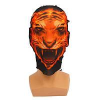Маска чулок Тигр