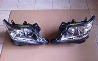 Передние фары на Lexus LX570 под рестайлинг, фото 1