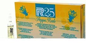 Лосьйон для волосся і шкіри голови. Захисний і тонізуючий ефект бджолиного молочка P. R. 25 Pappa Reale 10*10 мл
