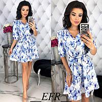 Женское модное платье  ФР394, фото 1