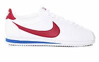 Оригинальные кроссовки Nike Classic Cortez Leather White (ART. 749571 154)