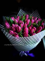 Букет из 51 тюльпана, фото 1