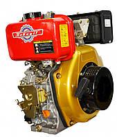 Двигун дизельний Победіт ПДД 178 5.5л.с (вал під шпонку 19мм)