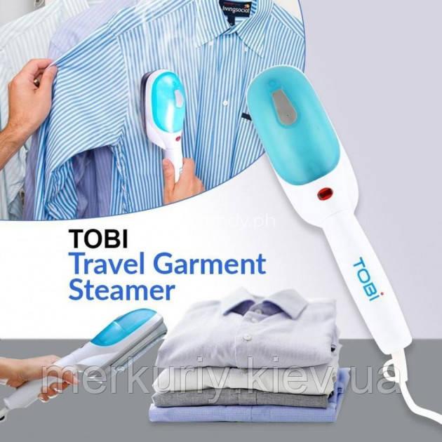 Ручной отпариватель для одежды Tobi , паровой утюжок, паровая щетка