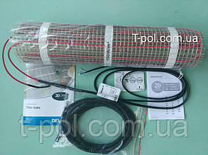 Теплый пол Devi нагревательный мат devicomfort dtir-150t на 12 м2, фото 2