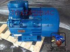 Электродвигатели взрывозащищенные ВАО