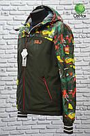 Весенняя куртка Snowbears SB19118