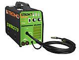 Зварювальний інверторний напівавтомат Stromo SW270 MIG+MMA (2 в 1) + Зварювальний маска Форте MC-1000 (хамелеон), фото 3