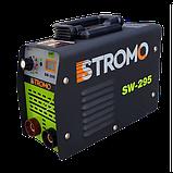 Зварювальний апарат інверторний Stromo SW-295 (дисплей + кейс) . Зварювання Стромо, фото 3