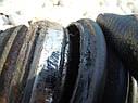 Полуось (привод) передняя правая Volkswagen Passat B6 2005-2010г.в. 1.9 TDI BLS, фото 4